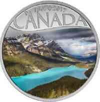 Kanada : 10 Dollar 150 Jahre Canada - Peyto Lake  2017 PP