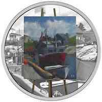Kanada : 20 Dollar Maritime Erinnerungen - Freilichtmalerei  2017 PP
