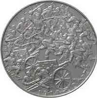 100 Jahrestag der Schlacht von Zborov