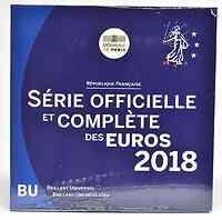 Frankreich : 3,88 Euro KMS Frankreich  2018 Stgl.