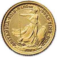 Großbritannien : 10 Pfund Britannia  2018 Stgl.