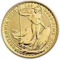 Großbritannien : 100 Pfund Britannia  2018 Stgl.
