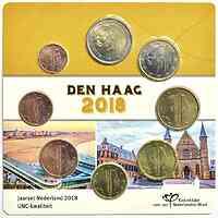 Niederlande : 3,88 Euro KMS Niederlande klein  2018 vz/Stgl.