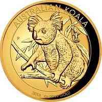 Australien : 100 Dollar Koala - Highrelief  2018 PP