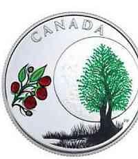 Kanada : 3 Dollar Raspberry Moon - Die 13 Lehren von Grandm. Moon  2018 PP