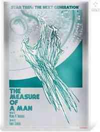 Niue : 1 Dollar Star Trek - Measure of a Man/Wem gehört Data Stgl.