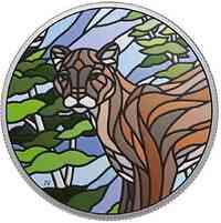 Kanada : 20 Dollar Kanadisches Mosaik - Puma  2018 PP
