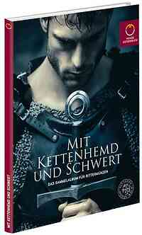 """Österreich :   Sammelalbum für 10 Euro Kupfer """"Mit Kettenhemd und Schwert""""  2019 bfr"""