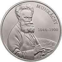 Ungarn : 2000 Forint 175. Geburtstag Mihaly Munkacsy (Maler)  2019 Stgl.