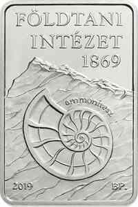 Ungarn : 2000 Forint 150 J. Geologisches Institut - rechteckig  2019 Stgl.