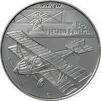 Tschechische Republik : 200 Kronen 100 Jahre Bohemia B-5 /1. Tschech. Flugzeug  2019 PP