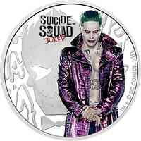 Tuvalu : 1 Dollar Suicide Squad - Joker  2019 PP