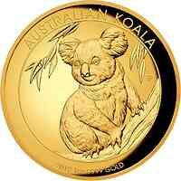 Australien : 100 Dollar Australian Koala - 1oz High Relief  2019 PP