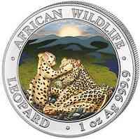 Somalia : 100 Schilling Leopard  2019 PP