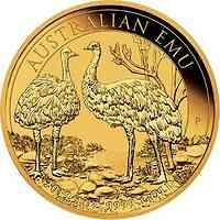 Polen : 100 Dollar Emu  2019 Stgl.