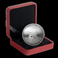 Kanada : 25 Dollar 50 Jahre Mondlandung - gewölbt  2019 PP