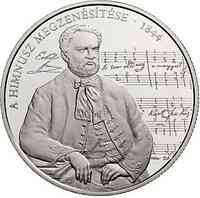 Ungarn : 20000 Forint 175 Jahre Nationalhymne 2019 PP