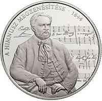 Ungarn : 20000 Forint 175 Jahre Nationalhymne  2019 PP