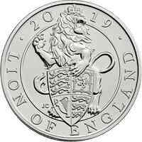 Großbritannien : 5 Pfund Der Stolz Englands/Pride of England  2019 Stgl.