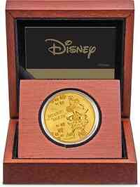 Niue : 250 Dollar Disney - Minnie Mouse 1 oz  2019 PP