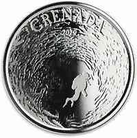 Grenada : 2 Dollar Grenada - Tauchparadies 1 oz 2019 Stgl.