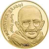 Mongolei : 1000 T Mahatma Gandhi  2020 PP