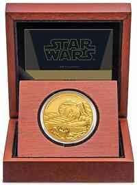 Niue : 250 Dollar Star Wars - Lando Calrissian  1 oz  2020 PP