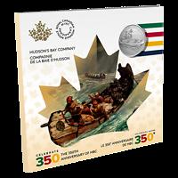 Kanada : 5 Dollar Hudson´s Bay Company - Moments to Hold #2  2020 Stgl.