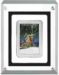 Niue : 2 Dollar Star Wars Poster - The Empire Strikes Back  2020 PP