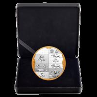Kanada : 100 Dollar Archivschätze – Hist. Wappen Canadas  2020 Stgl.