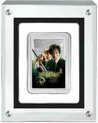 Niue : 2 Dollar Harry Potter-Die Kammer des Schreckens Poster 2 2020 PP