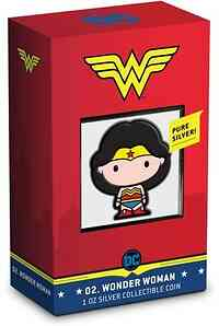 Wonder Woman - Chibi Coin Collection #3