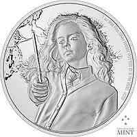 Niue : 2 Dollar Hermione Granger - Harry Potter Classics 1 oz  2021 PP