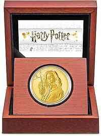 Niue : 250 Dollar Hermione Granger - Harry Potter Classics 1 oz  2021 PP