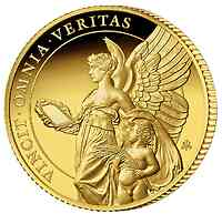 Saint Helena : 5 Pfund Tugenden der Königin - Wahrheit  2021 PP