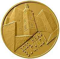 Tschechische Republik : 5000 Kronen Burg Buchlov - Tschechische Burgen  2020 PP