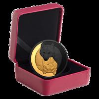 Kanada : 20 Dollar Grey Wolf 2021 PP