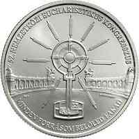 Ungarn : 2000 Forint 52. int. Eucharistischer Kongress CuNi  2021 Stgl.