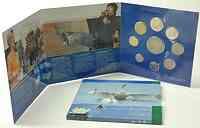 Finnland : 8,88 Euro original Kursmünzensatz der finnischen Münze inkl. 5 Euro Gedenkmünze 90 Jahre Unabhängigkeit II.  2007 Stgl.