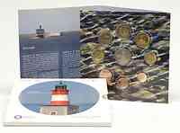 Finnland : 3,88 Euro original Kursmünzensatz der finnischen Münze  2011 Stgl. KMS Finnland 2011