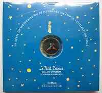 Frankreich : 3,88 Euro Themensatz -kleiner Prinz-  2002 bfr KMS Frankreich 2002; kleiner Prinz