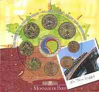 Frankreich : 3,88 Euro original KMS Frankreich Tourismus  2005 Stgl. KMS Frankreich 2005;Tourismus