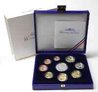Frankreich : 18,88 Euro original Kursmünzensatz der französischen Münze  2007 PP