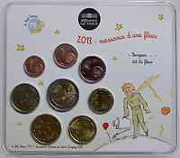 Frankreich : 3,88 Euro KMS Kleiner Prinz - Mädchen  2013 Stgl.