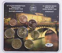 Frankreich : 3,88 Euro KMS World Money Fair  2013 Stgl.