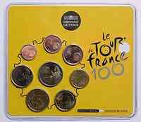 Frankreich : 3,88 Euro KMS Tour de France  2013 Stgl.