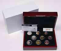 Luxemburg : 5,88 Euro KMS Luxemburg mit zus�tzlicher 2 Euro Gedenkm�nze Wappen des Grossherzogs Henri  2010 PP KMS Luxemburg 2010 PP
