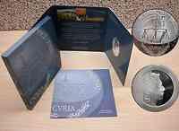 Luxemburg : 25 Euro 50 Jahre Europäischer Gerichtshof - in Originalverpackung !  2002 P/L
