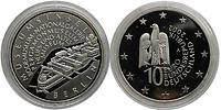 Deutschland : 10 Euro Museumsinsel Berlin - in Originalkapsel  2002 PP