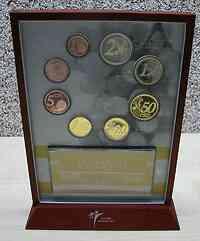 Niederlande 3,88 Euro KMS Niederlande 2001 PP